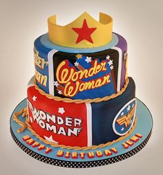 What a great cake!