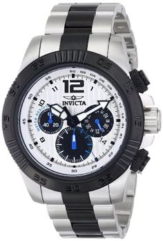 Invicta Mens 15897 Speedway Stainless Steel TwoTone Watch *** Be sure to check out this awesome product. (This is an Amazon affiliate link)