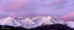 Alba rosa in Valle di Susa  #myValsusa 24.12.16 #fotodelgiorno di Elio Pallard