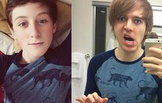 Who wore it better? I say Shane!:) (Nothing against Trevor)