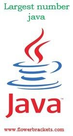 Java program to find largest of three numbers using nested if - https://www.flowerbrackets.com/java-largest-nested-if/ Java, Programming, Coding, Numbers, Nest, Numeracy