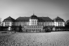Grand hotel in Sopot, Poland 11/3 2010.
