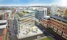 HKR wins planning for Bristol office