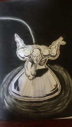 Tried a new method. Never be afraid to try Silver Surfer, Success, Artwork, Anime, Art Work, Work Of Art, Auguste Rodin Artwork, Anime Shows, Anima And Animus