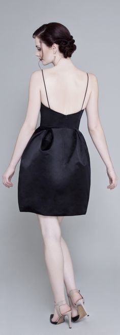 Please support our #BritishLBD collection on #Kickstarter! We have just 12 days left to reach our funding target! Della is the perfect party frock with delicate floral embellishments and a sweet bell skirt for a flirty silhouette.  Pledge your support for British craftsmanship here kck.st/1A9OwcC  #MadeinBritain #London #Fashion #Style #LBD #LittleBlackDress #Handmade