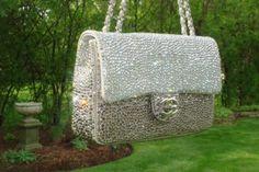 PurseForum Reveal: Chanel Classic Flap encrusted in Swarovski Cystal