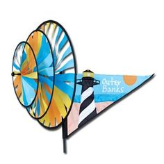 Outer Banks Triple Wind Spinner - $34.99