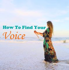 Ready to find your voice?  Read the book, Our Voice Has Body by Mariana Masetto, available on Amazon, and find yours through yoga. via @TryBelleMag