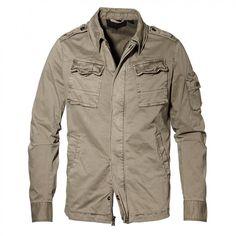 Dune Cotton Field Jacket