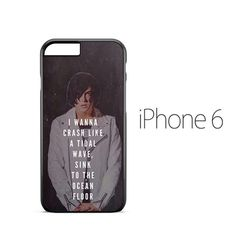 Sleeping With Sirens Band iPhone 6 Case