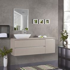 ארון אמבטיה תלוי בעיצוב קלאסי במבחר צבעים דגם סיישל AVITAL DESIGNS