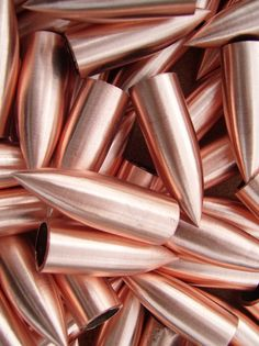 Copper Dart Points