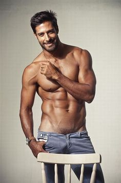 Sorry if this offends anyone, but DAMN, I can't help myself! Beto Malfacini by Lucio Luna