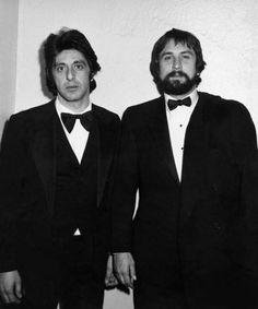Pacino & De Niro