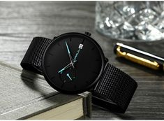 Ultra Thin Casual Style Watch