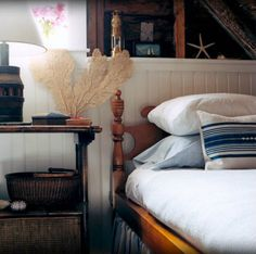Coastal Home: Spotted from the Crow's Nest:Beach House TourNantucket Boathouse