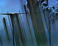 Syd Mead. Futurist Designs