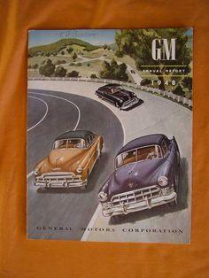 GM Annual Report 1948