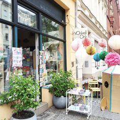 Cute Shop in Prenzlauer Berg. ✨ Милый магазин для детей в районе Пренцлауер Берг в Берлине. Berlin City Guide - Urban Inside