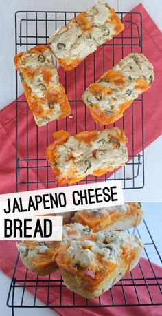 Jalapeno Cheese Bread | Thoughtfully Simple