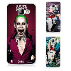 Hot!Jared Leto Joker Margot Robbie Harley Quinn Suicide Squad DC Comics Cases For Samsung A3 A5 A7 J1 J5 J7 2015 2016 Back Cover #clothing,#shoes,#jewelry,#women,#men,#hats,#watches,#belts,#fashion,#style