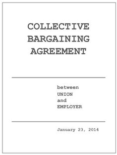 collective agreement nunavut employees union