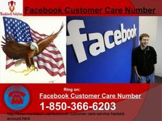 How to avail Facebook Customer Care Number? Call 1-850-366-6203 Facebook Customer Care Number means a service which is help for the customers who are facing Facebook issues and why we are so sure about services because we believe in our expert's work who are working with full dedication. So, move your fingers on your smartphone keypad and make a call at 1-850-366-6203. To be more informative take a look at http://www.monktech.net/facebook-customer-care-service-hacked-account.html