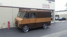 Step Van, Classic Trucks, Recreational Vehicles, Milk, Vans, Delivery, Bread, Type, Random