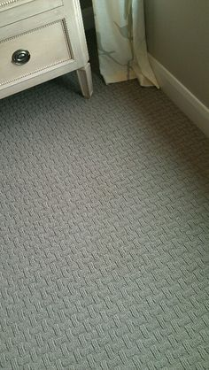 Great texture on this looped carpet