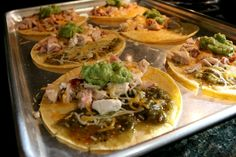 Chicken Tacos with S