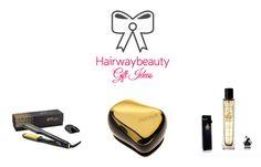 Για αυτά τα Χριστούγεννα επιλέξτε το δώρο σας από το Hairwaybeauty!  Αυθεντικά δώρα ομορφιάς για τους αγαπημένους σας και για τον εαυτό σας... ghd eclipse- http://goo.gl/bGU1YR Tangle Teezer compact styler- http://goo.gl/VuAG6U Herra Hair Care - http://goo.gl/T95a5r #christmasGift #GiftIdeas