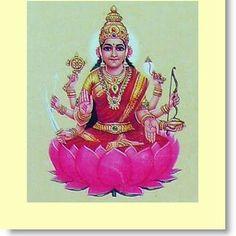 Explore the 8 Forms of Lakshmi: Veera-Lakshmi