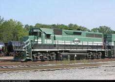 RailPictures.Net Photo: PAL 2105 Paducah & Louisville Railroad EMD GP40-3 at Paducah, Kentucky by Keith Belk