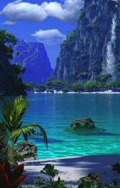 Thailand....Not like I'm going to see this in 2015, but I think I could get lost there. Wow.