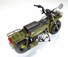 32 Ideas For Small Cars Beautiful Steampunk Motorcycle, Scrambler Motorcycle, Sidecar, Vintage Moped, Honda Scooters, Electric Bike Kits, Family Car Decals, Honda Ruckus, Honda Cub