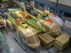 Eurocopter helicopter Facility, Fort Erie, Canada