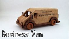 how to make wooden miniature car Van Car, Miniature Cars, Cool House Designs, Wood Turning, Hello Everyone, Jumpers, Wooden Toys, Charity, Home Goods