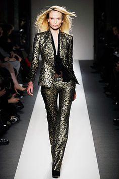 styling Couture Carrie: Trendspotting: Patterned Pantsuits