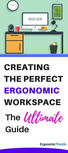 Is your workspace helping you work and be successful, or crippling you in the process? See the 6 steps to a more ergonomic workspace. Ergonomic Chairs | Ergonomic Desk | Keyboard and Mouse | Kneeling Stools