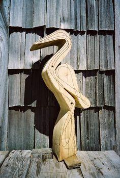 John McAbery :: Carving Process