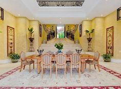 Square Foot Italian Inspired Mansion In Sandton, South Africa Rich Home, Square Feet, South Africa, Real Estate, Mansions, Bedroom, Homes, Number, Inspiration
