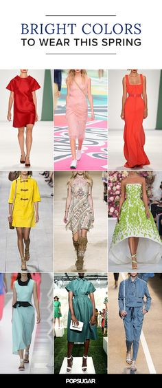 This Runway Rainbow Will Get You Superexcited For Spring