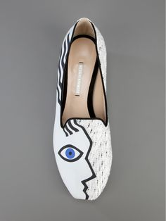 NICHOLAS KIRKWOOD - Picasso Slipper