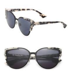71bcd1fa445 Dior Wild Dior Cateye Sunglasses Blue   Buy replica watches