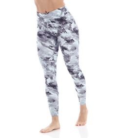 727a8fc44f790 Balance Collection Green Applemint Abstract Leggings. Active WearCapri ...