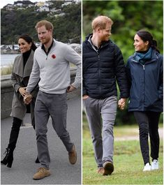 """Royal Family News on Instagram: """"#NEW 💕💕29 October 2018•The Duke and Duchess of Sussex visited one of Wellington's most iconic cafes. Then The Duke and Duchess travelled to…"""" Princess Meghan, Prince Harry And Meghan, Abel Tasman National Park, Royal Family News, Royal Dresses, Duke And Duchess, Meghan Markle, Archie, Prince William"""