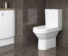 Alpine - If space is limited, opt for a close coupled toilet.