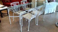 Chicago For Sale Metal Dining Set Craigslist Home Pinterest - Craigslist chicago dining table