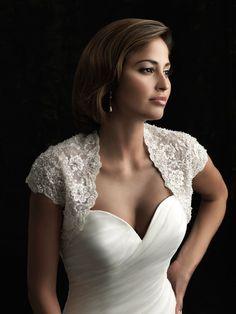 Allure Bridal Jacket J9