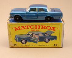 Matchbox-Mercedes Benz